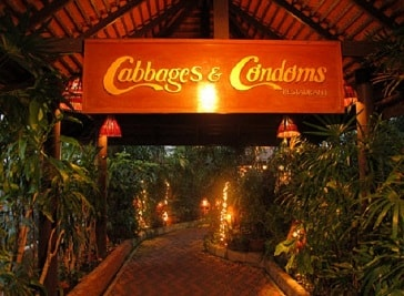 Cabbages & Condoms Restaurant