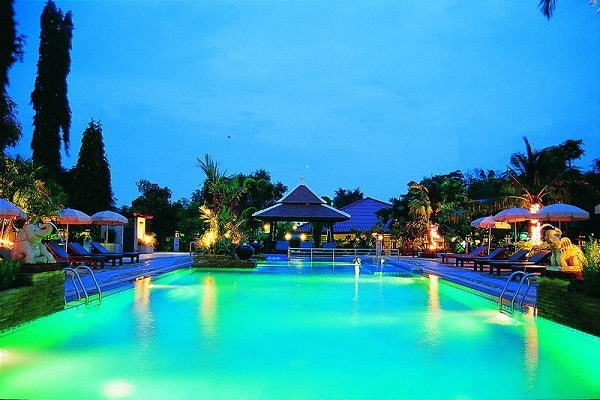 Places to stay in Pattaya