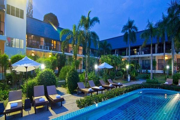 Hotels in North Pattaya