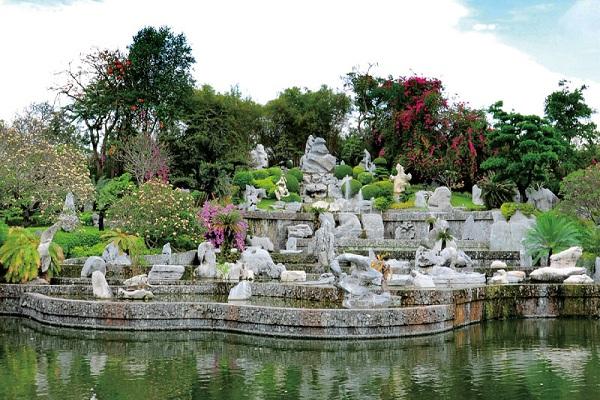 Million Years Stone Park & Pattay Crocodile Farm