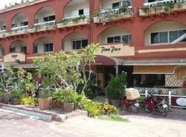 Pan Pan Italian restaurant Pattaya