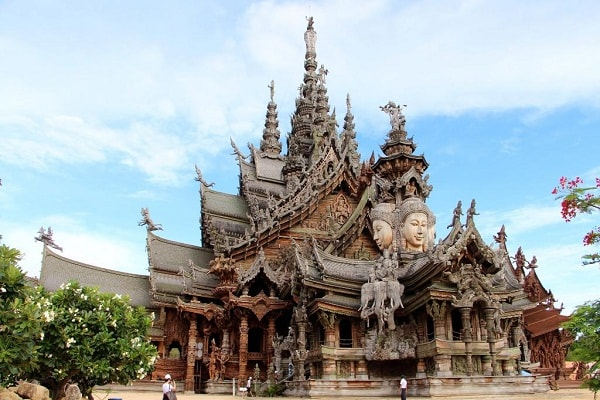 Attractions and Places to Visit in Pattaya