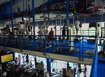 Tony's fitness group