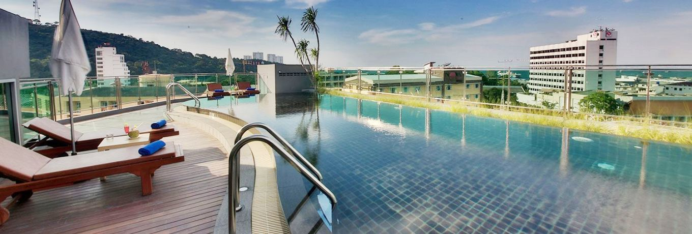 Hotels in South Pattaya